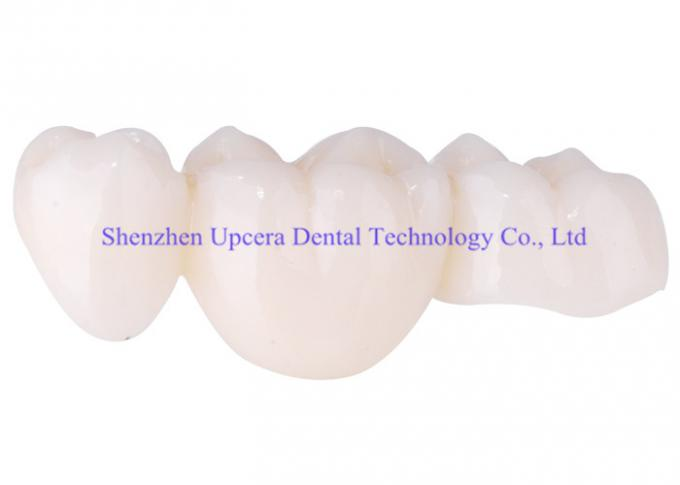 CAD CAM Zirconia Blocks Dental Top Translucent 49% 800Mpa Strength