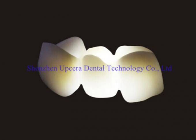 NO Coloring Dental Zirconia Blocks for Aesthetic Restoration