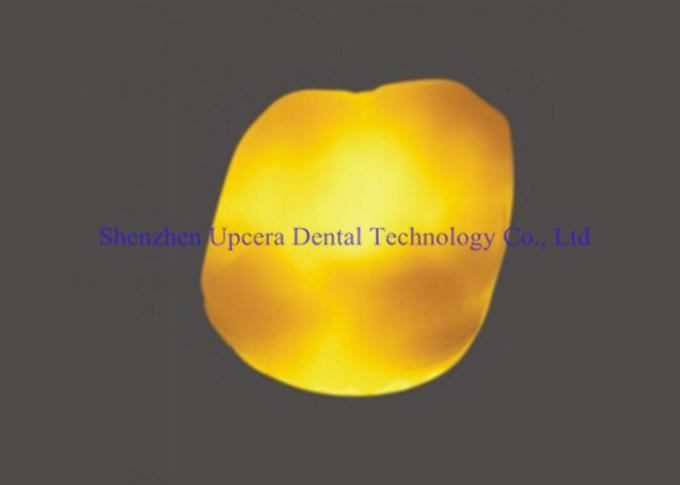 Super Transparent Dental Zirconia Blank 16 Colors Without Coloring Liqiuids