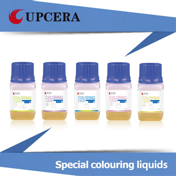 Water - Base Zirconia Coloring Liquid 16 Shade Available TT White